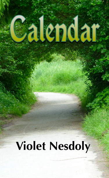 Cover image - Calendar by Violet Nesdoly